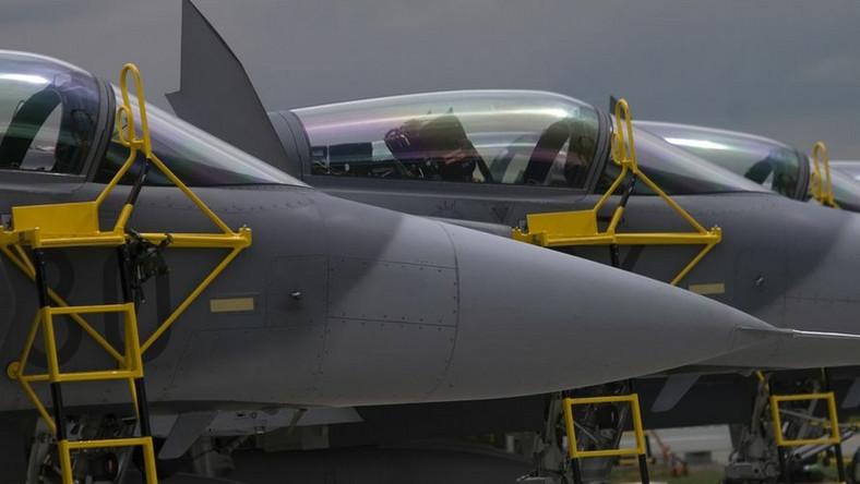 Samoloty bojowe (zdjęcie ilustracyjne)