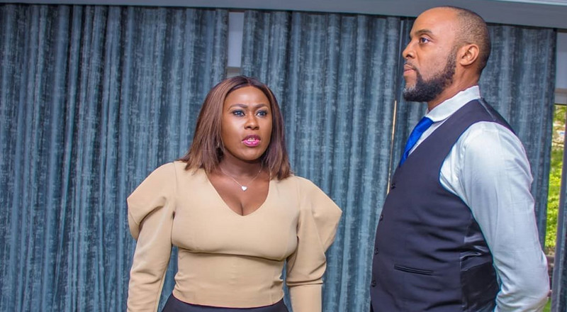 Uche Jombo shares first teaser for upcoming series, 'Dr Love'