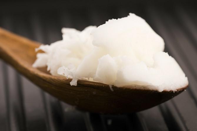Hajdi obožava kokosovo ulje