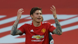 Victor Lindelof could be the fall guy after Manchester United's 3-1 defeat to Crystal Palace