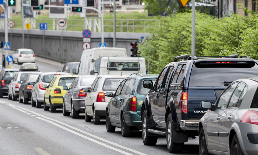 Katowice. Miasto wydaje 500 tys. zł na sterfę ograniczonej prędkości w centrum