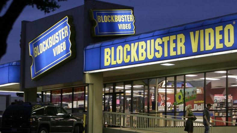 Sieć wypożyczalni Blockbuster zbankrutowała