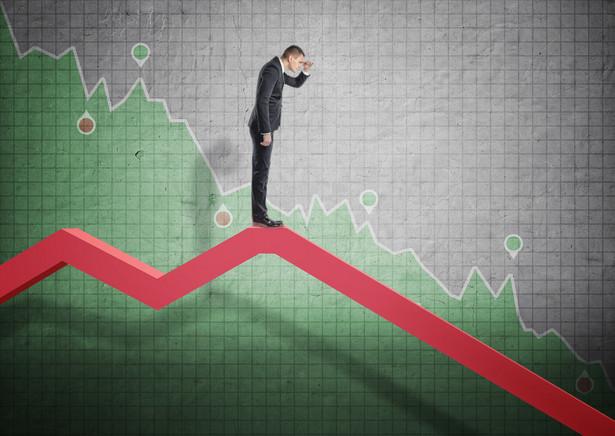 To, że nie zalała nas fala bankructw, nie oznacza, że nie było problemów z wypłacalnością
