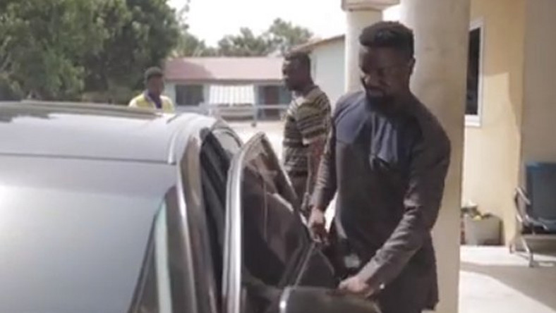 Sarkodie purchases his first Kantanka car