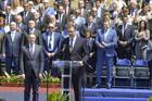DAN POLICIJE Vučić uručio medalje najboljima i najavio povećanje plata