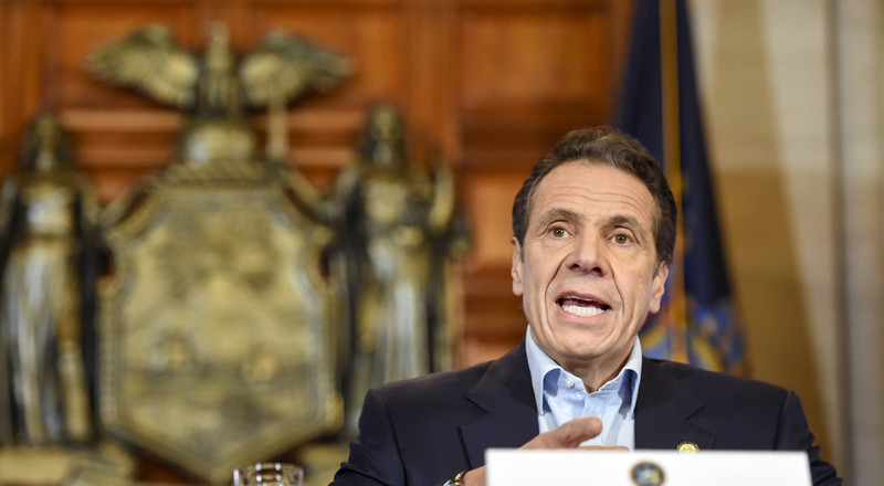 What the 'Cuomo 2020' Fantasy Means About 2020 Reality