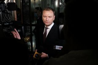 Nitras: Historia konta Trumpa pokazuje los kont osób z TVP. Kaleta: Cenzura - to propozycja opozycji