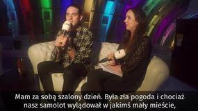 G-Eazy: na dotarcie do Gdyni wydaliśmy dużo pieniędzy
