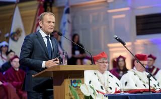 Gowin: Wolności na polskich uczelniach jest zdecydowanie więcej niż wtedy, gdy Tusk był premierem