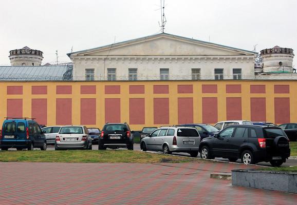 Piščalauski zamak je pretvoren u zatvor gde se čeka smrtna kazna