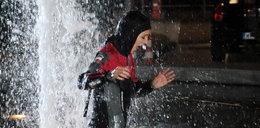Agnieszka Szulim robi Ice Bucket Challenge