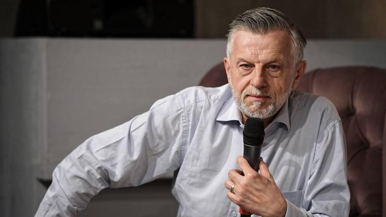 Doradca Prezydenta RP prof. Andrzej Zybertowicz