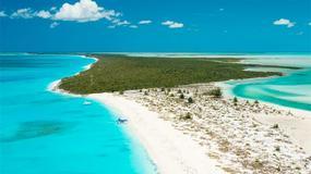 """Water Cay - rajska wyspa na Turks i Caicos wystawiona na sprzedaż za """"jedyne"""" 36 mln funtów"""
