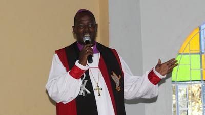 Archbishop Sapit's latest ban on politicians in his church