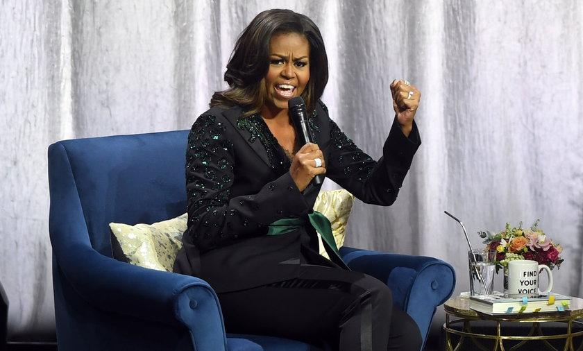 Michelle Obama o zarzutach o rasizm pod adresem brytyjskiej monarchii: Nie byłam całkiem zaskoczona