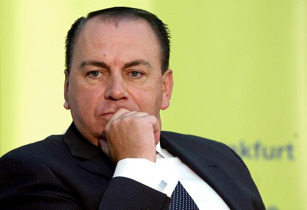 """""""Ostrzegam przed zbyt wczesnym ogłaszaniem końca kryzysu"""" - powiedział Weber. Fot. Bloomberg"""