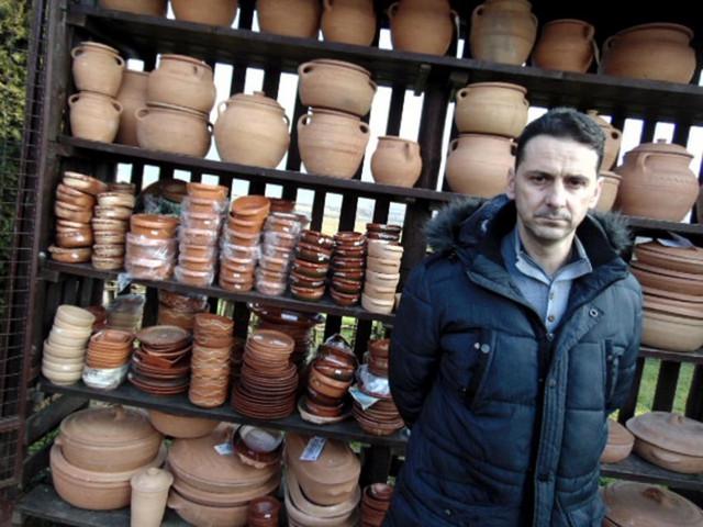 Darko Tešić naučio je posao od svog dede Radenka
