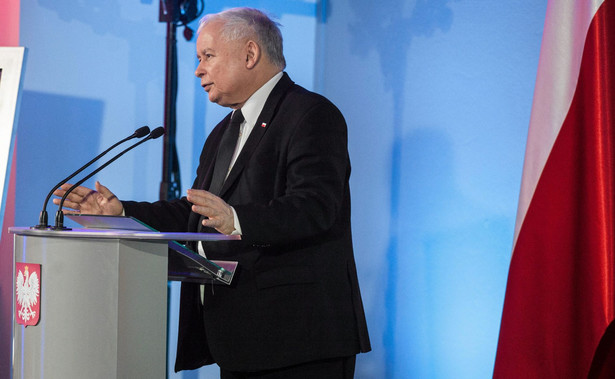 Jarosław Kaczyński rozpoczął dyskusję o zmianie ordynacji wyborczej
