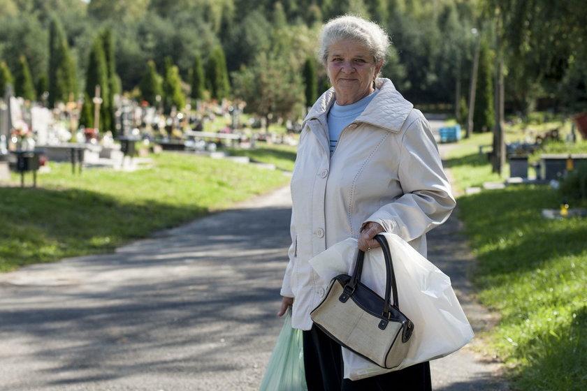 Elżbieta Goj (69 l.), z Tychów