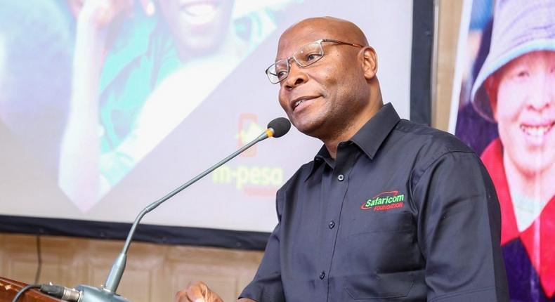 Joe Ogutu, Safaricom Chief Special Projects Officer. (CIO East Africa)