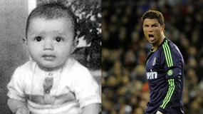 Cristiano Ronaldo - tak zmieniał się przez lata