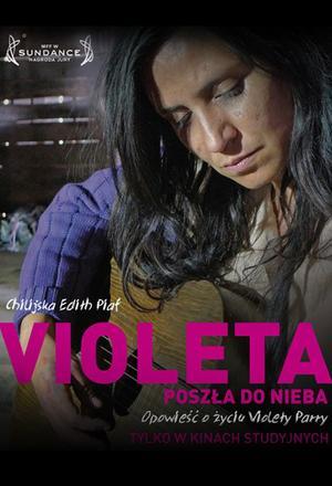 Violeta poszła do nieba