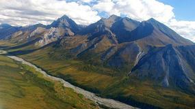 USA - Alaska - Park Narodowy Wrót Arktyki