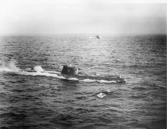 Sovjetska podmornica B-59