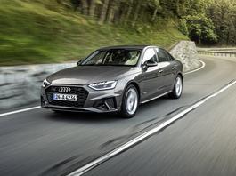 Audi A4 po liftingu – sportowy duch i wymogi ekologii   TEST