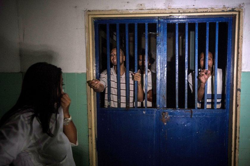 Kryzys w Wenezueli: wstrząsające warunki w szpitalu psychiatrycznym w Carasas