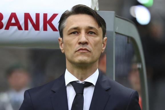 Niko Kovač, trener Bajerna