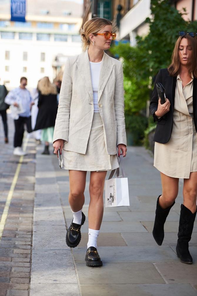 Poslovne, robusne mokasine su najpoželjnija obuća jeseni