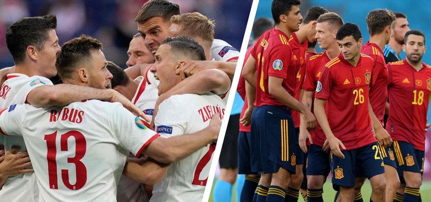 Euro 2020. Mecz Polska-Hiszpania. O której się zaczyna? Gdzie zobaczyć?