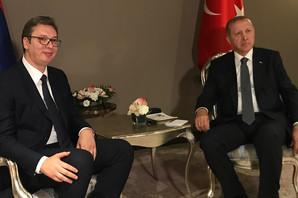 Vučić i Erdogan razgovarali o dodatnom jačanju odnosa dve zemlje