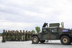Vojska Kosova, Hamvi, SAD