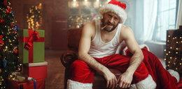 Niedoszły Święty Mikołaj kradł trakcję. Tak się tłumaczył