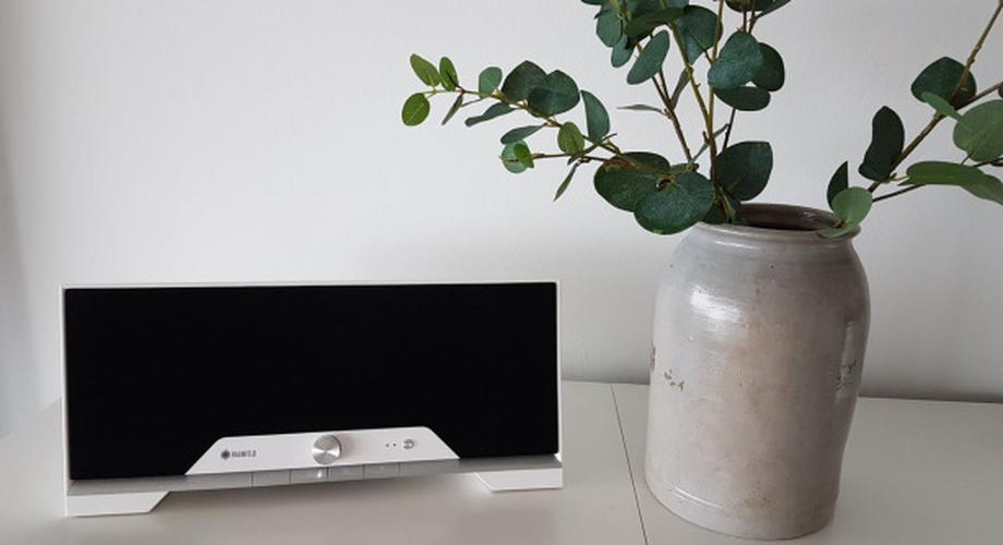 Raumfeld One M: Multiroom-Speaker mit 120 Watt im Test