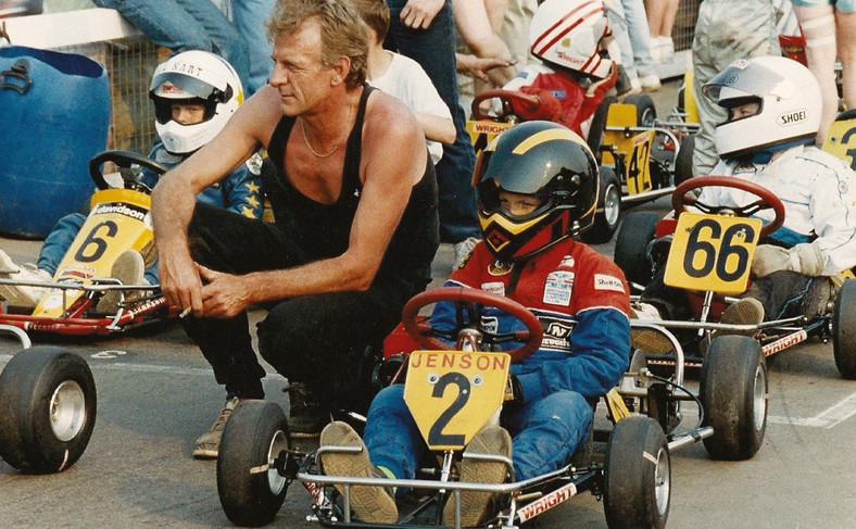 John i Jenson Button