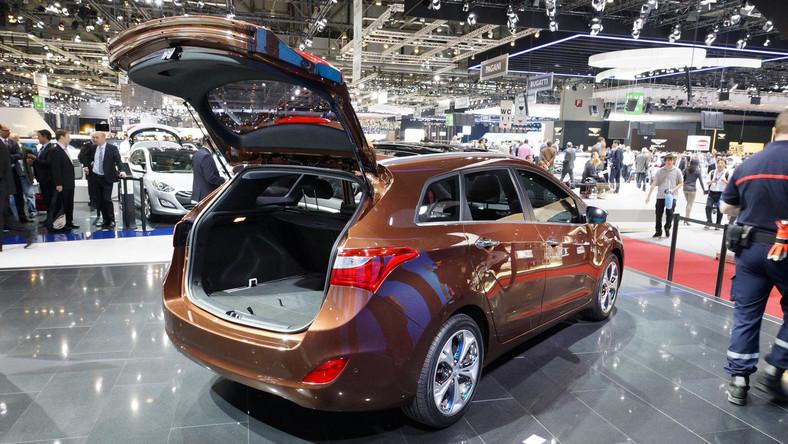 Hyundai i30 najnowszej generacji w wersji kombi to specjalny gość koreańskiego producenta, który będzie gwiazdą w czasie targów motoryzacyjnych w Poznaniu