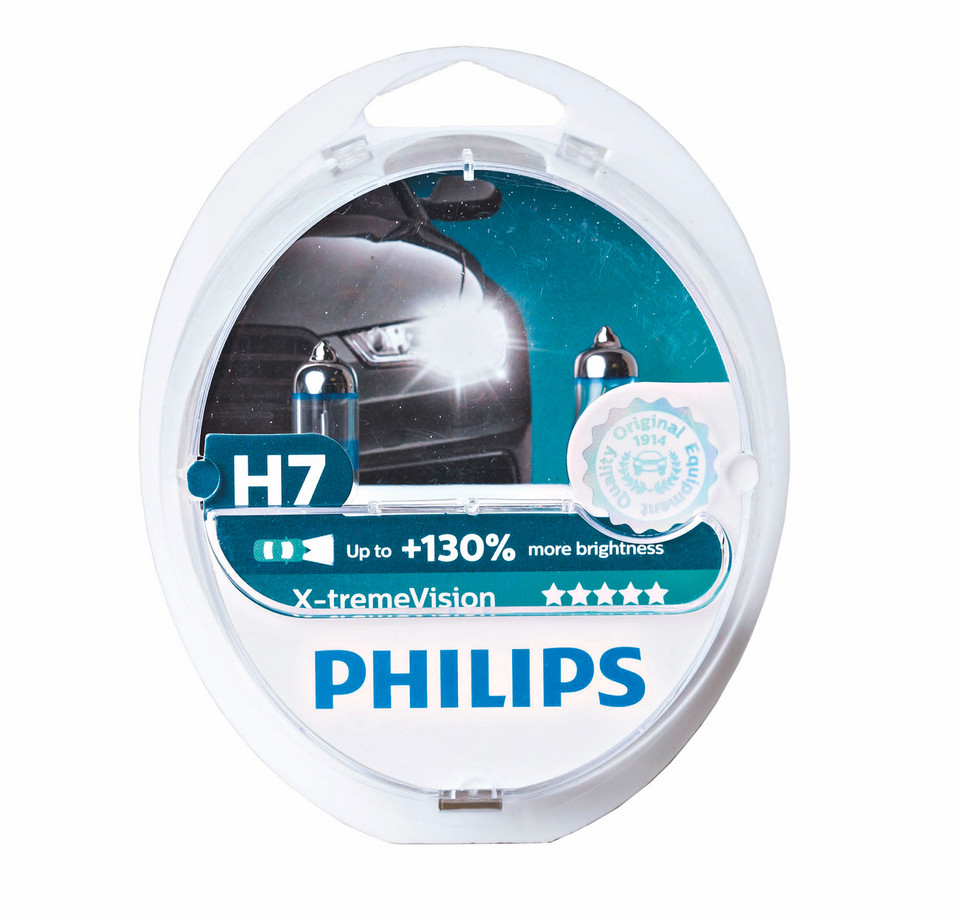 Philips X-Treme +130%