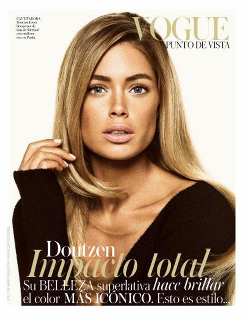 """Doutzen Kroes """"Vogue Spain"""""""