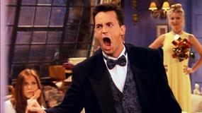 """Chandler z """"Przyjaciół"""" ma 46 lat. Aktor zmienił się nie do poznania"""