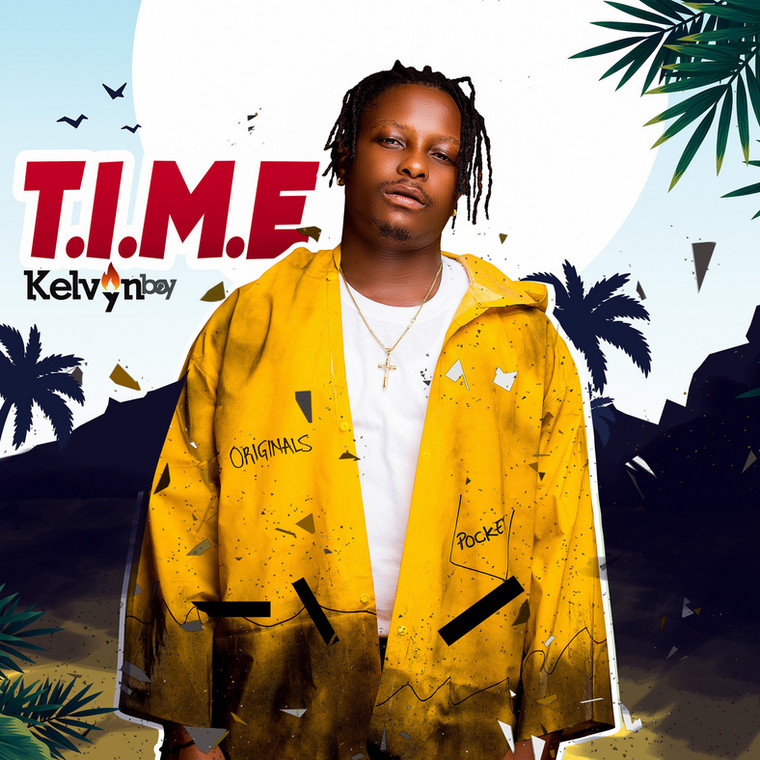 TIME by Kelvyn Boy