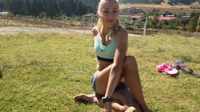 Angelika Cichocka: mąż sprowadza mnie na ziemię