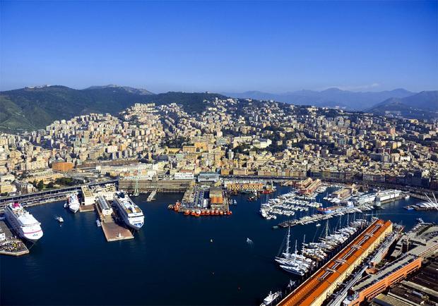 Genua. Najpiekniejsze miejsca Włoch