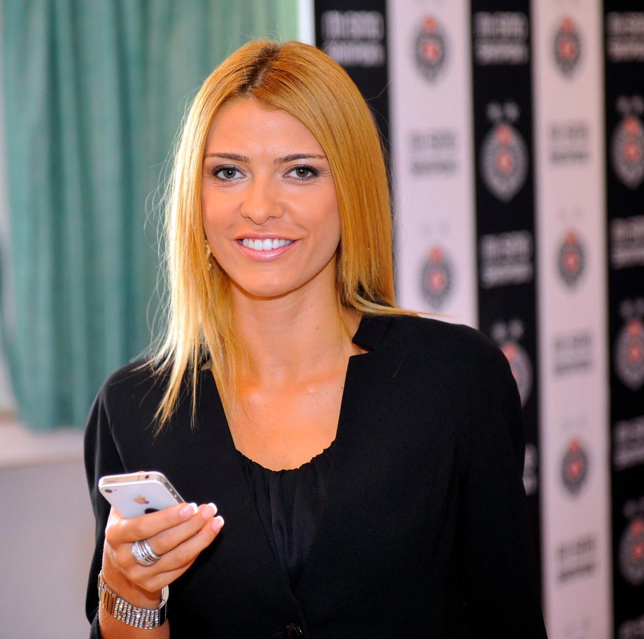 Snežana Filipović 2012. godine