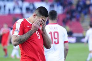 """""""NEĆU VIŠE ONAKO DA ŠUTIRAM, MAJKE MI!"""" Mitrović o očajnom penalu: Ne znam što sam ono uradio... Moja glava, eto!"""