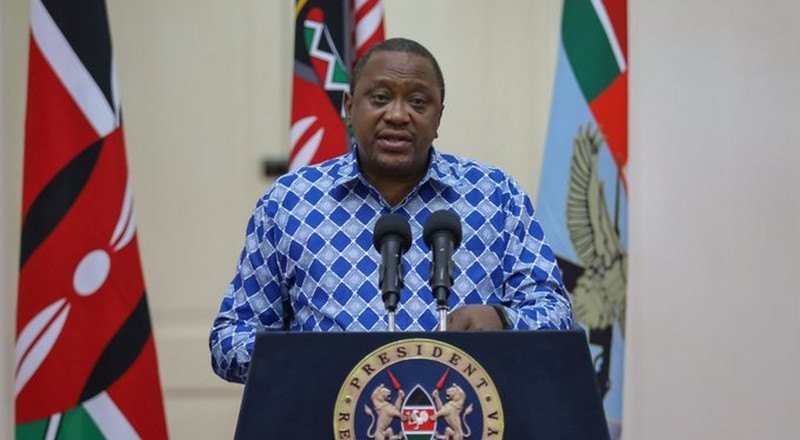 Highlights of Uhuru's speech as Coronavirus cases rise to 28