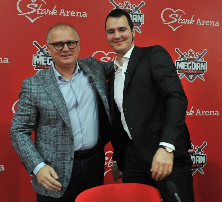 MMA Goran Vesić Balašević