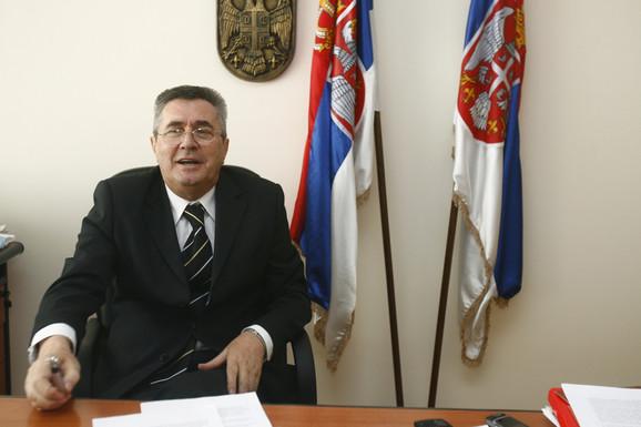 Danilo Nikolić, državni sekretar u Ministarstvu pravde